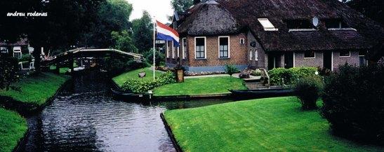 Guiethorn. Holanda