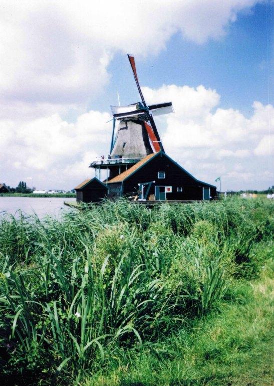 Zaanse Shans. Holanda