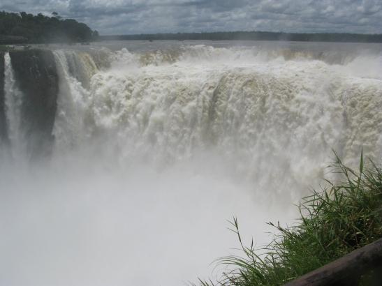 La Garganta del Diablo. PN Cataratas de Iguazu