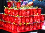 Verdura i fruita fresca. Istanbul. Turquia