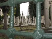 Cementiri musulmà a la Mesquita de Süleymaniye