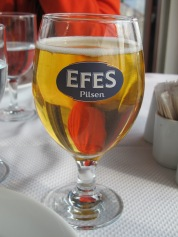 Cervesa Efes. Istanbul. Turquia