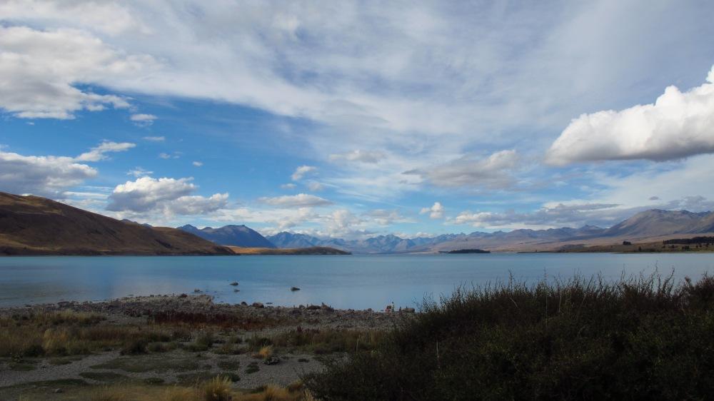 Lake Tekapo. South Island. New Zealand