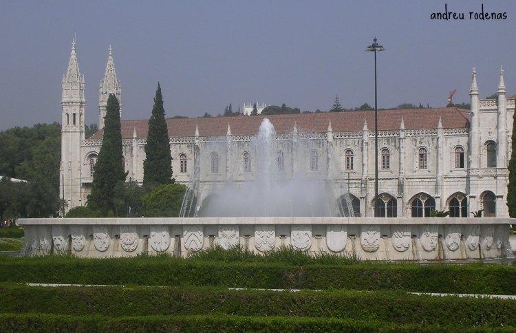 Los Jeronimos. Lisboa