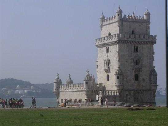 La Torre de Betlem a Lisboa. Portugal