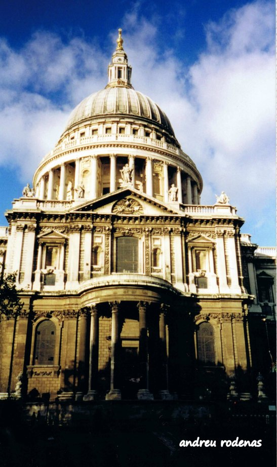 Catedral de St. Paul. Londres