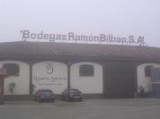 Visita a les Bodegues Ramon Bilbao. Haro. La Rioja