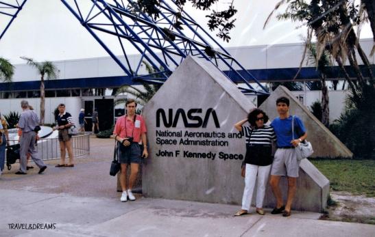 Visitant les instal.lacions de la NASA a Cap Canaveral (Florida) / Visiting NASA Cape Canaveral centre (Florida)