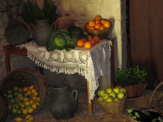 Interior d'una casa jueva al casc antic