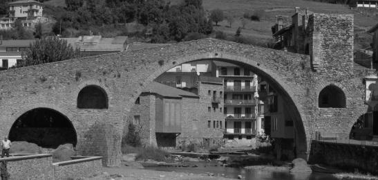 Pont romanic de Camprodón