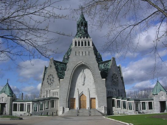 Notredame du Cap. Chemin du Roi. Quebec
