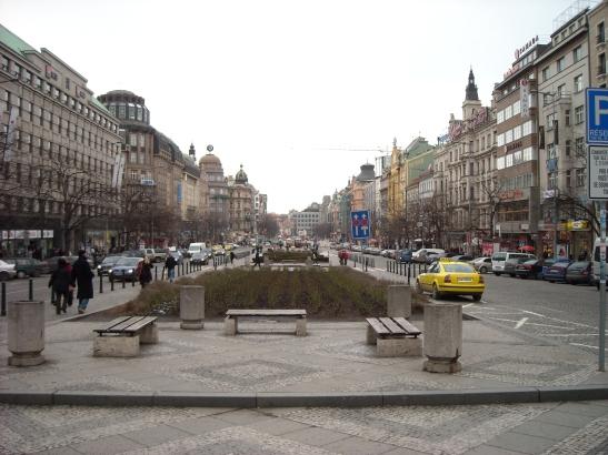 Avinguda Wenceslas