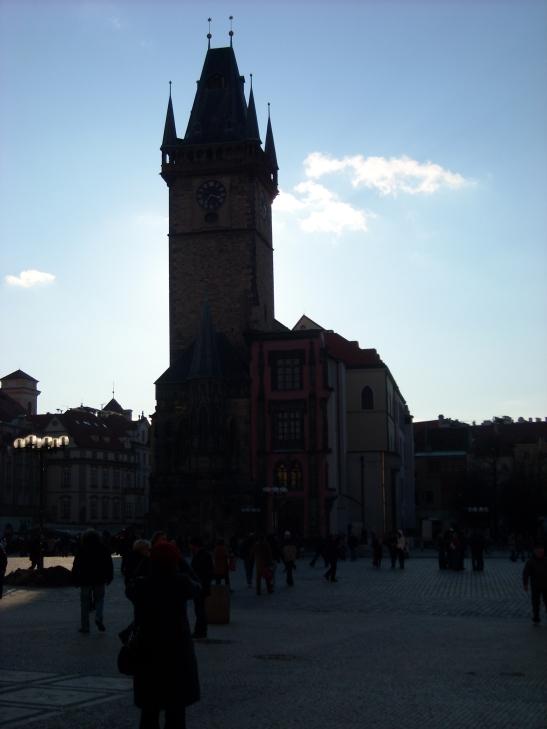 Ajuntament Vell a la plaça de la ciutat vella