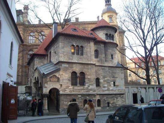 Museu Jueu. Josefov