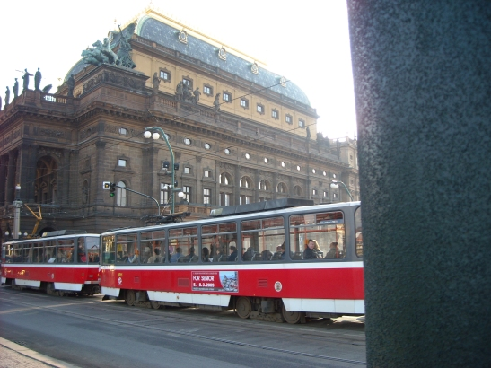 Teatre Nacional de Praga