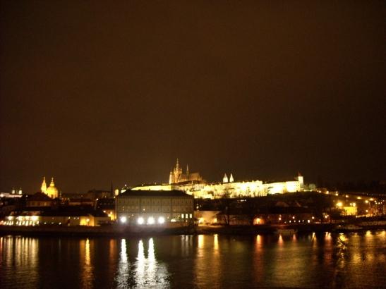 Castell il·luminat