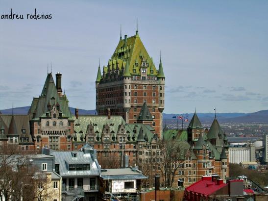 Hotel Fairmont Le Chateau Frontenac de Quebec