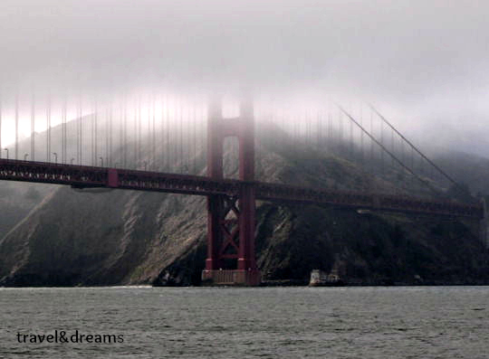 Boira al Golden Gate / Fog in Golde Gate