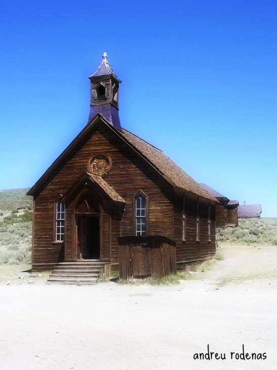 L'esglesia de Bodie
