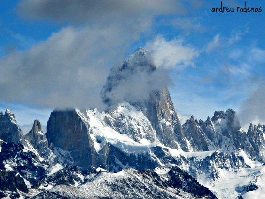 Fitz Roy. Los Andes. Patagonia