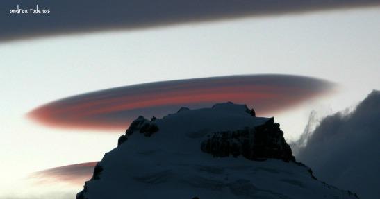 Glacia Cerro Solo. El Chalten, Patagònia