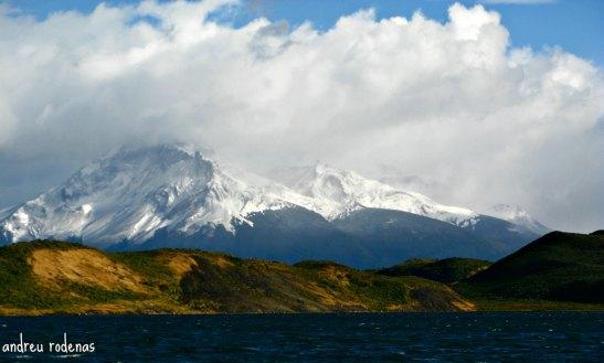 Seno Ultima Esperanza. Chile