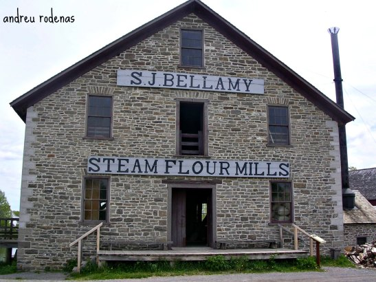 Farinera / Steam flour Mills