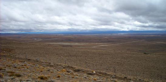 De El Calafate a Puerto Natales. Patagonia / From El Calafate to Puerto Natales. Patagonia