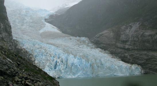 Glacera Serrano. P.N. Bernardo O'HIggins / Serrano Glacier. Bernardo O'Higgins N.P.