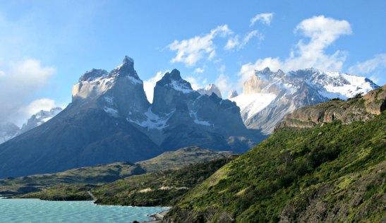 Los Cuernos. Torres del Paine