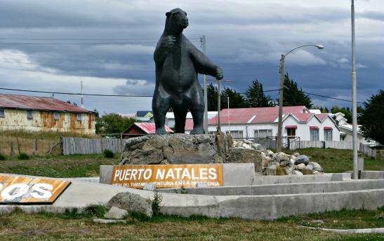 Benvinguda a Puerto Natales / Welcome to Puerto Natales