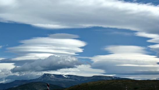 El cel a la Patagonia chilena / The sky in chilean Patagonia