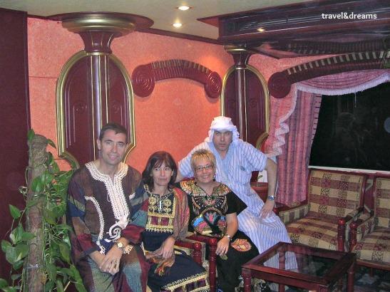 Amb uns amics de Manresa / With a friends of Manresa