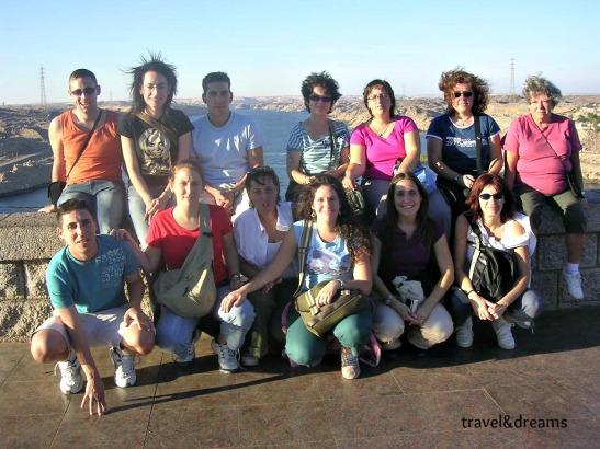 Grup Habibis a Assuan. Egipte / Habibis group in Assuan. Egypt