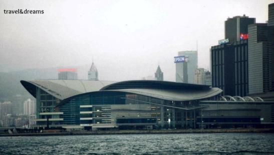 Centre d'Exposicions de Hong Kong / Hong Kong Exhibitions Centre