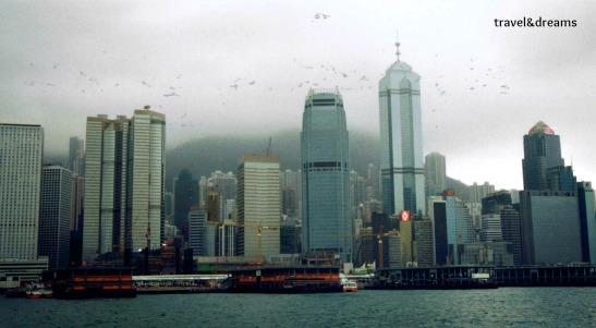 Front maritim de Hong Kong / Hong Kong sea front