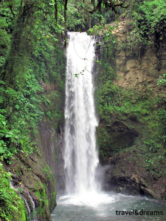 La Paz Waterfall Gardens.