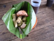 Menjar bribri / Comida bribri / Bribri meal