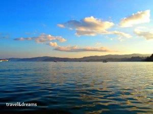 Amanecer en Bahia Drake