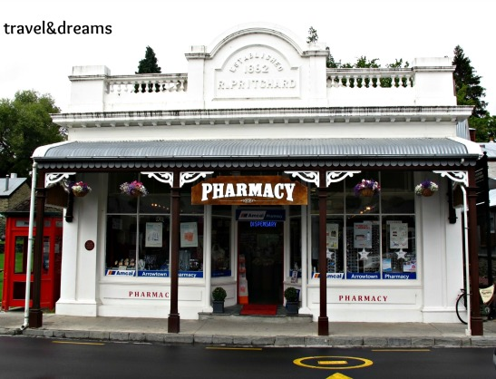 FARMACIA DE ARROWTOWN