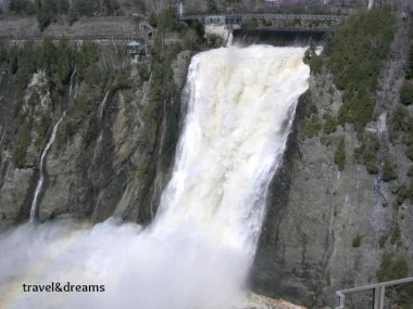 Catarata Montmorency