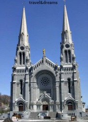 Catedral de Saint Anne de Beaupre